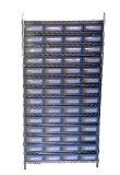 Support en acier de rayonnages pour solution de stockage de l'entrepôt, Rack de stockage