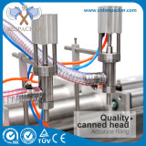 Pneumatic Type Liquid Filling Machine Water Filling Machine