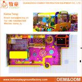 Do estilo colorido interno macio do campo de jogos do vaqueiro equipamento interno do campo de jogos
