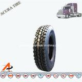중국 싼 모든 강철 광선 트레일러 타이어 트럭 버스 타이어 TBR 타이어