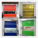 La sécurité de l'aluminium de haute qualité de roulement de rouleau rapide des portes