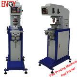 Engels-C125/1 kies de Machine van de Druk van het Stootkussen van Inkcup van de Kleur voor de Kleine PromotieGift van het Embleem uit