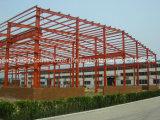 Большой Prefab сарай стальной структуры
