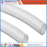 Distribuidor Espiral de PVC Flexible Manguera de Succión de Agua