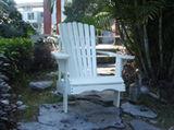 Chaise extérieure (W0168)