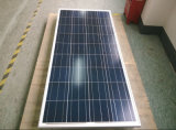 poli modulo solare 140W per l'alimentazione elettrica chiara solare di Stree