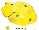 소리 (FG61134)를 가진 Froggy 동전 은행