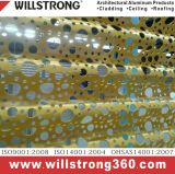 PVDF Beschichtung-festes Aluminiumpanel