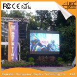 5124IC im Freien P6 LED Zeichen/farbenreiche LED-Bildschirmanzeige