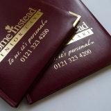 Unsere spezifische Goldrosa-Farben-heiße stempelnde Folien-Wärmeübertragung-Folien-Aluminiumlederne Papierfolie der Folien-M4