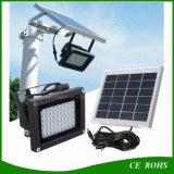 Водонепроницаемая IP65 54 светодиодный индикатор солнца солнечная панель Светодиодный прожектор Светильник настенный светильник безопасности в саду