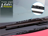 Лобовое стекло 2017 хромающих D'essuie-Glace автозапчастей Carall Fs580 Автомобиля Accessoires De Voiture De преданное супер плюс лезвие счищателя трубы