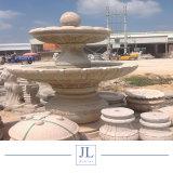 Lado de mármore creme naturais esculpidas Trevi