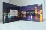 7-дюймовый ЖК-брошюра для Университета Gradutation видео