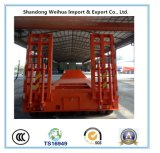 Wellen Lowbed Lowboy China-30t 2 halb Schlussteil-Hersteller in China