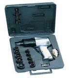 "15PCS el 1/2 "" Twin Hammer Air Impact Wrench Kit (KS-5044K)"