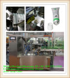 Ungüento de médicos automático/Betún/ tubo de aluminio de sellado de llenado de la máquina Número de lotes de 30pcs/min.