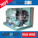 10HP Bitzer 압축기 공냉식 압축 단위