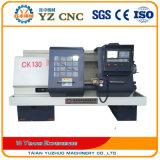 小型CNCの旋盤に通すCk130管