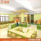 Verwendete Ausbildungs-Kind-Schulmöbel-Spiel-Schulmöbel für Kindergarten