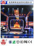 De in het groot P3 Binnen Volledige van de LEIDENE van de Kleur HD VideoMuur Van uitstekende kwaliteit Vertoning van het Scherm
