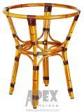 Base di alluminio della Tabella di sembrare di bambù del piedino della tavola rotonda (AB2143B)
