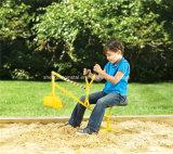 يحفر [سكوبر] صندوق رمل لعبة حفارة لأنّ رمل, وسط, أو ثلج
