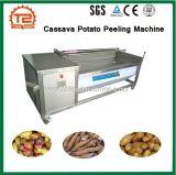 Кассава картофеля пилинг машины и стиральные машины