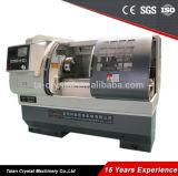 수평한 CNC 자동적인 벤치 선반 기계 Ck6140A
