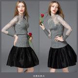 Woolen Spitze-Strickjacke-Entwürfe für Damen, Dame Sweater Women 2018