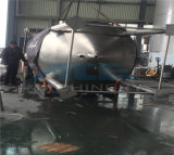 Tanque de mezcla de champú para línea de producción, agitación y homogeneizar la mezcla de tanque o un barco de China