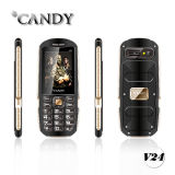 좋은 품질 이동 전화 2.4 금속 디자인