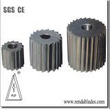 Placa de partículas de metal de madeira Blade Flaker Máquina Pelletizer/Lâmina da Faca do Cortador de Rotor para reciclagem de plástico
