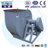 La poussière de Yuton extrayant le ventilateur