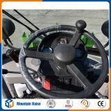 中国は販売のための車輪のローダーの氏908ヨーロッパの様式800kg /0.8tonの小型ローダーを連結した