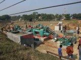 有名なブランドのNantong Hengdaの自動煉瓦作成機械