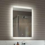 Espelho retroiluminado LED sem moldura Caixa de luz / Sensor LED Espelho do banheiro