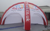 Cover를 가진 Inflatable Tent Dome 광고