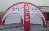 De reclame van de Opblaasbare Koepel van de Tent met Dekking