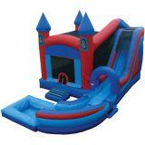 Pool Jw0826-1の膨脹可能なJumping Castle