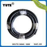 Tuyau en caoutchouc noir professionnel pour un tuyau de carburant diesel de 19 mm