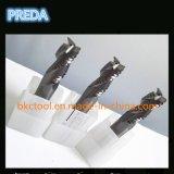 Molinos de extremo del desbaste de Tialsin de las flautas HRC55 4