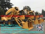 Beweglicher Selbst des Fabrik-bester Preis-3.5m3, der Betonmischer-LKW lädt