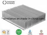 Profils en aluminium/en aluminium d'extrusion pour le radiateur