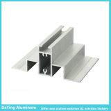 Extrusion en aluminium de profil en aluminium en aluminium d'usine anodisant