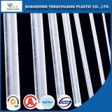 Duidelijk Chemisch Plastic pvc van de Staaf van de Weerstand gluurt Staaf