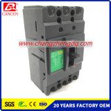 MCCB Disjuntor moldada de elevada qualidade 1P 2P 3P 4p, Fábrica vender, bom preço, ODM OEM está disponível 400A L MCB