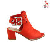 2018 reizvolle Dame Summer Sandals Women Shoes (HAS58) der klassischen Art-