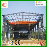Estrutura de aço de boa qualidade de construção do depósito