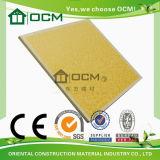 Tarjeta laminada PVC decorativa casera del MGO para el techo